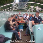 Bootsfahrt 2011