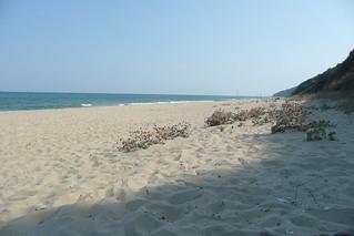 Obraz Плаж Иракли (Irakli Beach) Irakli. iraklibeach beach bulgaria blacksea