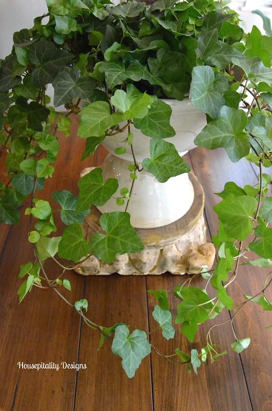 Ironstone Bowls/Planter-Housepitality Designs