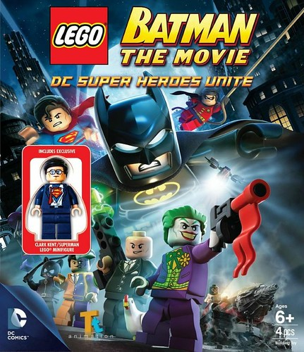 LEGO Batman The Movie (2013)