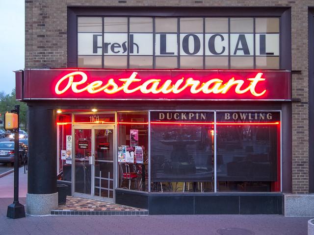 Lit Fresh Local Restaurant Flickr Photo Sharing