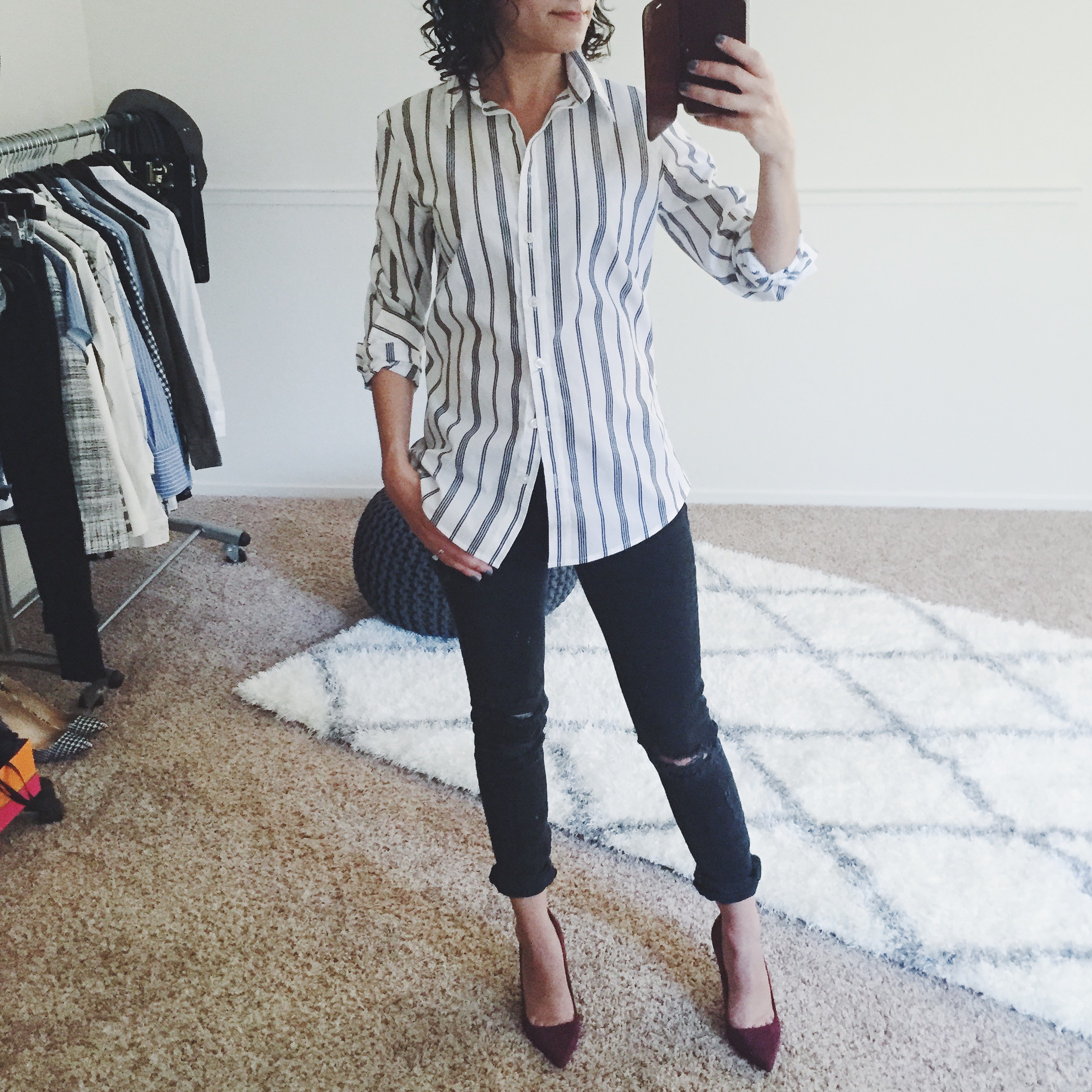 Fit Review Friday – Banana Republic Summer 2015 Arrivals