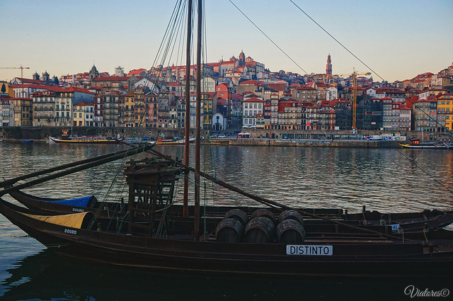 Vila Nova de Gaia. Porto. Portugal