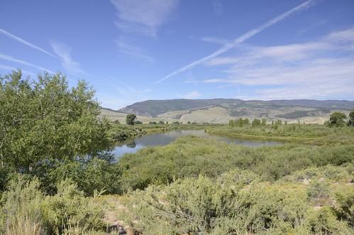 The Yust ranch in Colorado
