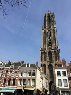 Cathedral in Utrecht