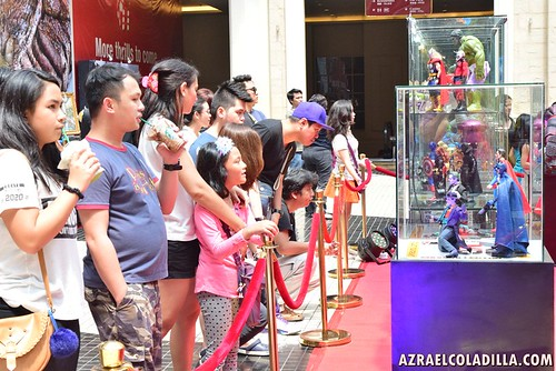 Toycon PH 2015 grand launch in Resorts World Manila