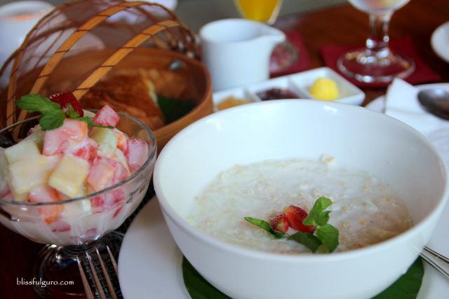 Bebek Tepi Sawah Villas Bali Breakfast