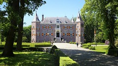 """Castle Nederhorst in the """"green heart"""" of Holland"""
