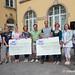 2016_07_11 remise de cheques école du centre Differdange