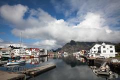 Henningsvær havn