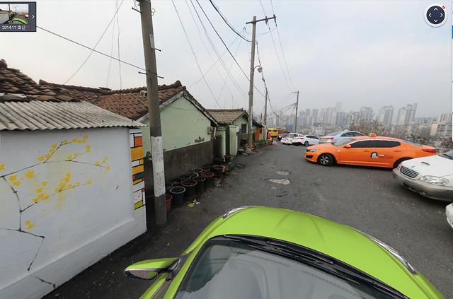 2010年魯乙住處街景1