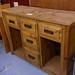 Mexican pine 5 drawer 2 door sideboard €105