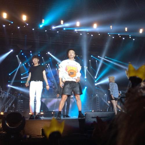 BIGBANG-YGFamConcert-Soundcheck-20140914(11)