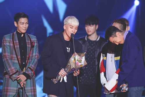 Big Bang - The 5th Gaon Char K-Pop Awards - 17feb2016 - Planetarium_SR - 13