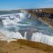 Iceland_GULLFOSS (WATERFALLS)