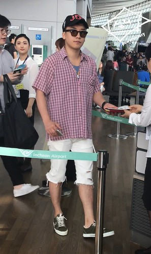 BIGBANG Departure Seoul Incheon to Foshan 2016-06-10 (113)