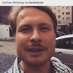 Bei Dave aka @schnodderpepe im YouTube Workshop https://m.facebook.com/story.php?story_fbid=10208999023844596&id=1586960535&ref=m_notif&notif_t=like