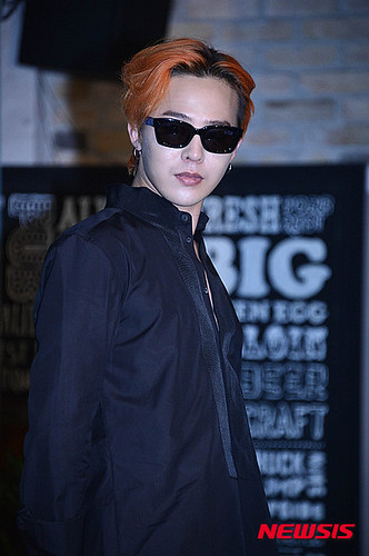 G-Dragon - Airbnb x G-Dragon - 20aug2015 - Newsis - 03