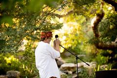 Sanggar Tujunga Pasadena Japanese Garden Performance