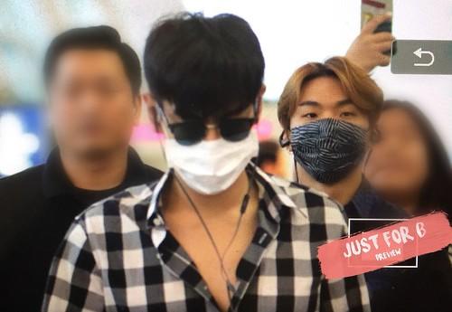 BIGBANG departure Seoul to Macao 2016-09-03 (20)
