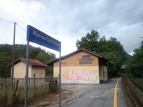 #stazione #morrea #Castronovo