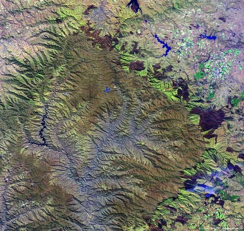 southafrica earthobservation drakensbergpark probav