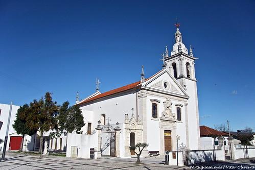 Igreja Matriz de Mamarrosa - Portugal