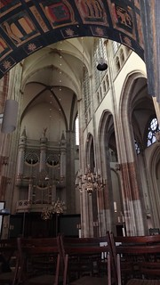 Utrecht Cathedral interior
