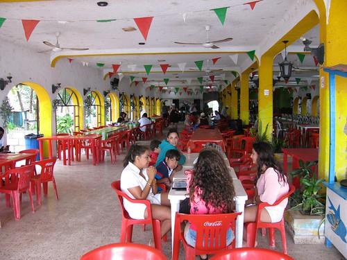 Playa Tiburón, Isla Mujeres