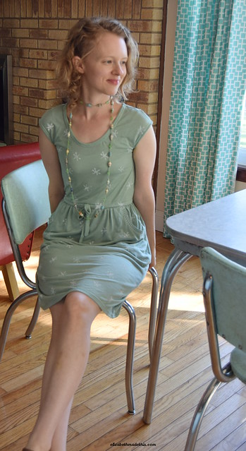 Blank Slate Pattern's Catalina Dress