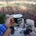 North Rim Campground, AZ by Jay Divinagracia
