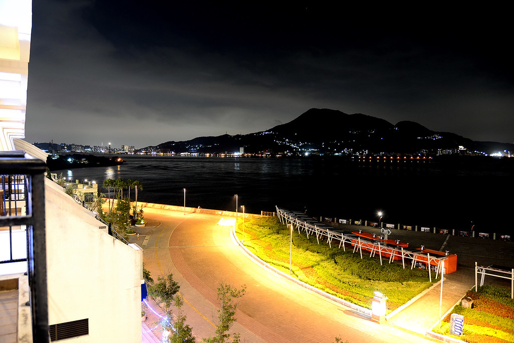 福容大饭店渔人码头 海景豪华客房