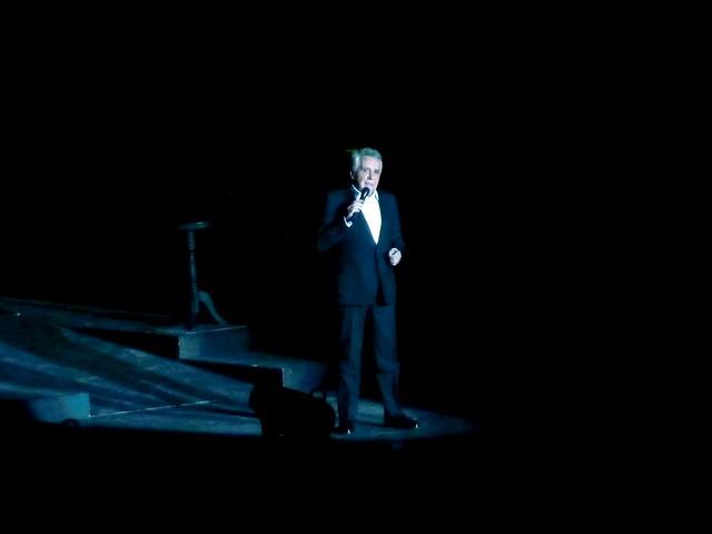 Michel Sardou - Great Moments - Bercy, Paris (2012)