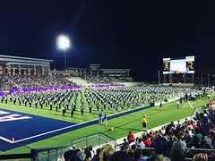 The Biggest Band in the Land! Allen Eagle Escadrille.