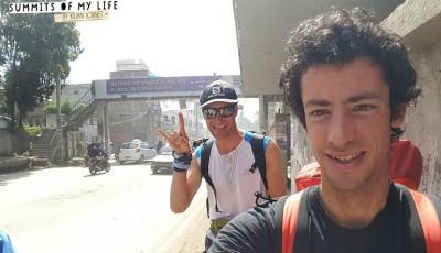 Kilianovy noty na rychlostní výstup na Everest