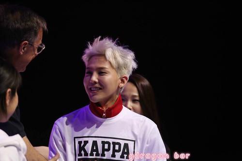 G-Dragon - Kappa 100th Anniversary Event - 26apr2016 - baidugdragon - 07