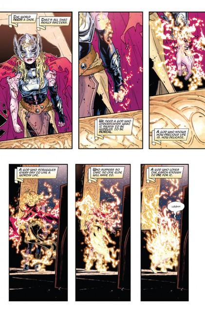 《女雷神》身份揭密特別報導:除了電梯,還有誰能舉起雷神之鎚?!