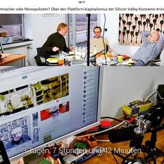 Am Sonntag ist wieder Käsekuchen-Roundtable #NetzökonomieCampus #nöchn #Hilden - diesmal bei Jürgen Stäudtner