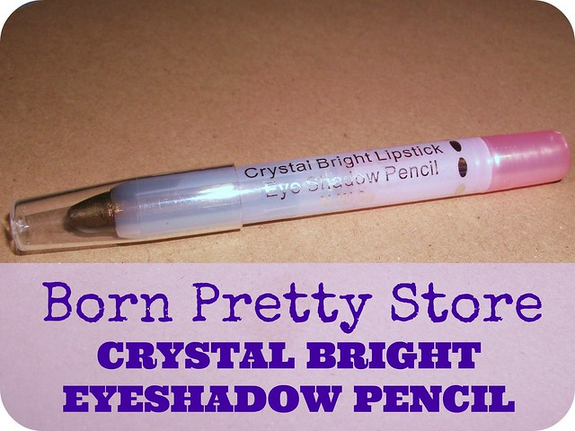 Born Pretty Store Crystal Bright Eyeshadow Pencil 19