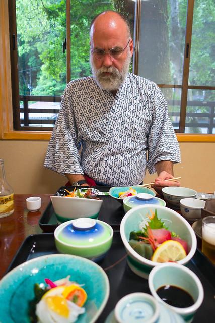 Feast, Yoshinoya Ryokan