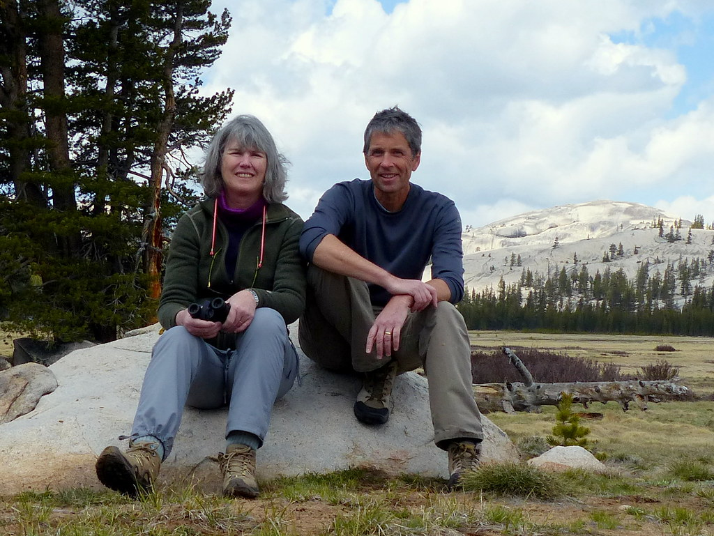 Mellowcat and Resident Expert in Tuolumne Meadows