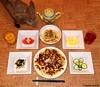 Seara (sea rabbit).  Photograph by Dr. Takeshi Yamada. 20120529 043 Chicken with Mushrooms & Cabbarge. Japanese Tamago Donburi. PBC PC T A