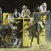 02468602-69-Saddle Bronc Riding at the 2015 Helldorado Rodeo-7