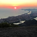 Looking From the Opposite Side - Pedra Bonita - Rio Olhando pelo outro Lado - Rio de Janeiro - Rio2016 #Sunset #PedraBonita #Rio450 #Rio2016