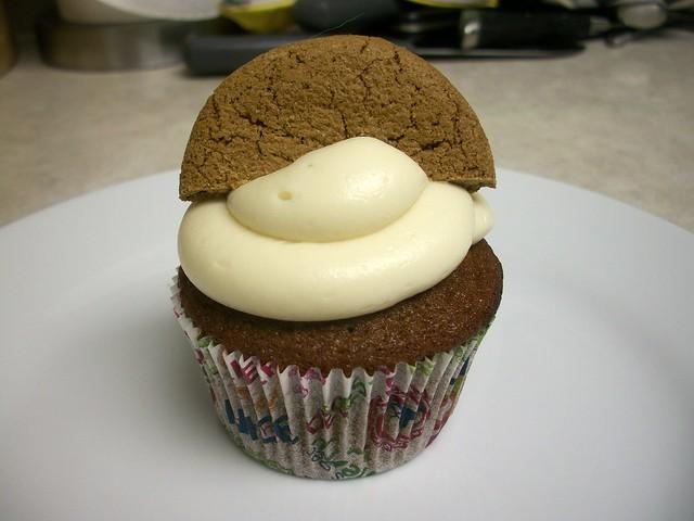 gingerbread cupcakes 15