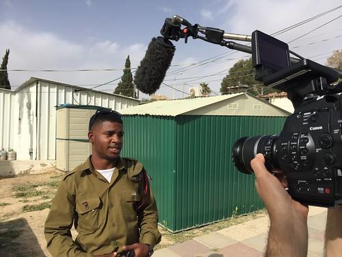 idf vegan film documentary holyvegans holylandproductions israel orenrosenfeld holyland filming