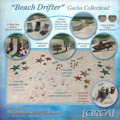 "[CIRCA] - ""Beach Drifter"" - Gacha Collection! - Key"