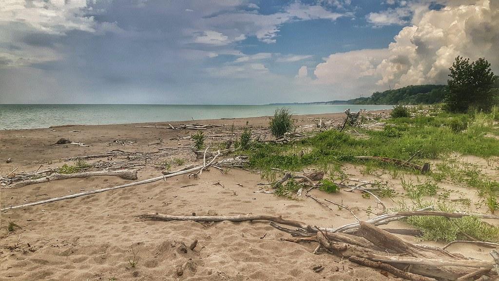Nude Beach Port Burwell Ontario Sun Surf And Sand Enjoying Life Relaxing Samsung -6755