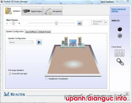 Download Realtek High Definition Audio Driver R2.73
