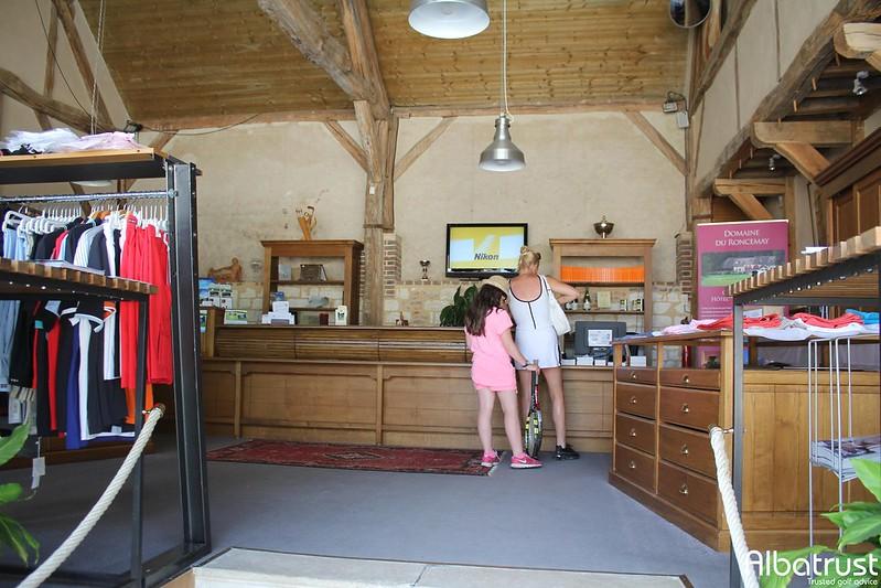 photo du golf Golf du Domaine du Roncemay - Club House - ProShop